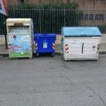 Richiesti contenitori plastica e umido in Via Napoli, 260