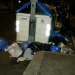 Ingombranti in Corso Alcide De Gasperi
