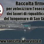 Sul waterfront di San Girolamo il Sindaco faccia chiarezza!