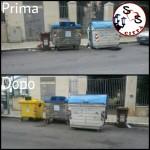 AGGIORNAMENTO contenitore plastica in Via Anita Garibaldi