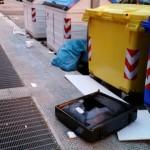 Ingombranti Via Leoncavallo