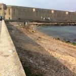 Ripulita la spiaggetta di San Cataldo