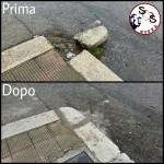 AGGIORNAMENTO marciapiede Via Falcone e Borsellino