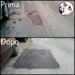 AGGIORNAMENTO buca in Via Leoncavallo