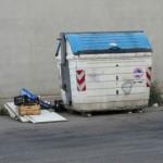Ingombranti in Via Mascagni