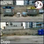 AGGIORNAMENTO ingombranti in via Vito De Fano