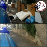 AGGIORNAMENTO ingombranti in Via Skanderbeg