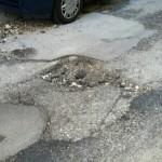 Povere strade di Bari