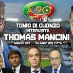 Radio Sos Città: ospite Thomas Mancini!