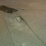 Le piogge fanno male alle nostre strade!