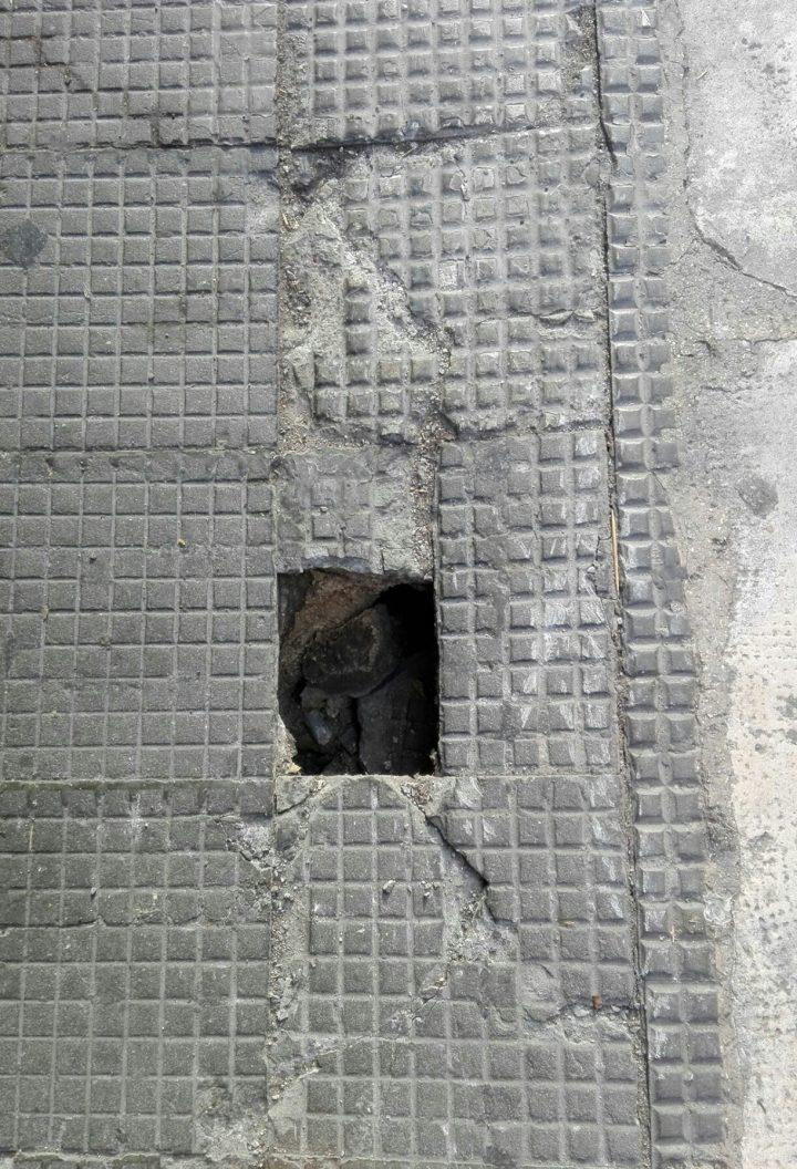 Buca in via Lattanzio