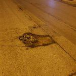 Buca in strada San Girolamo