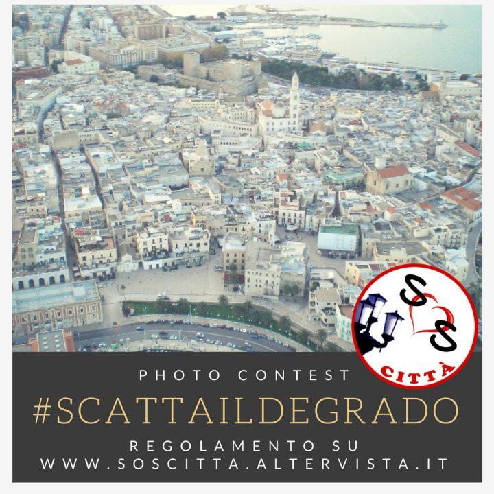 Photo contest #scattaildegrado