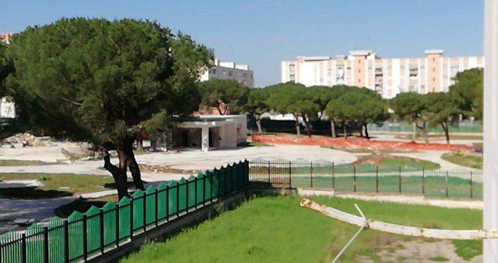 AGGIORNAMENTO Lavori giardino San Luca