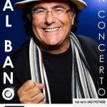 Al Bano in concerto a Triggiano 16/07/2018