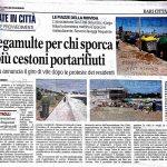 Gazzetta del Mezzogiorno del 11/06/2018