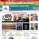 Convivio dell'arcobaleno 2018 – 3^ edizione