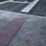 Disabilità nella nuova via Sparano a Bari