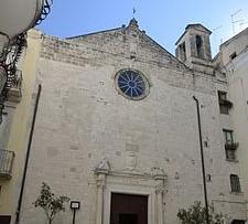 Sant'Anna e la chiesa delle benedizioni a Barivecchia