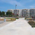Parco Troisi a Japigia, progetto di disturbo del territorio
