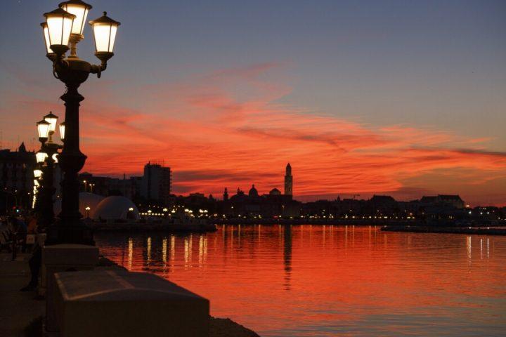 Bari: esaltazione della bellezza.