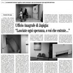 Rassegna stampa del 01/09/2018