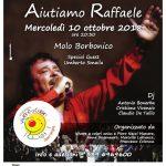 Evento di solidarietà – Aiutiamo Raffaele 10/10/2018