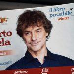 Alberto Angela al Petruzzelli: bagno di folla per la lectio magistralis su Cleopatra