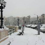 Da oggi neve a Bari!