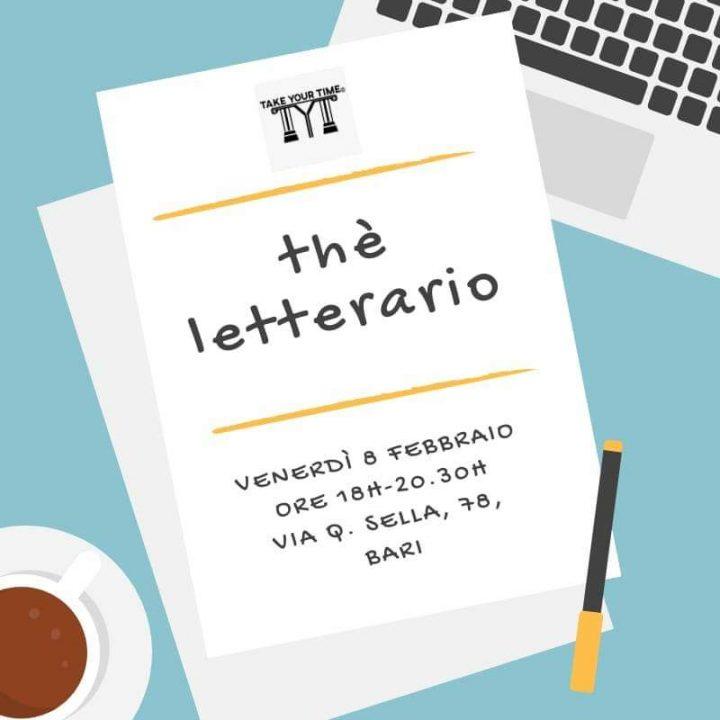 Thè letterario: reading experience