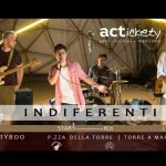 21/07/2019 Indifferenti live music a Tickety Boo