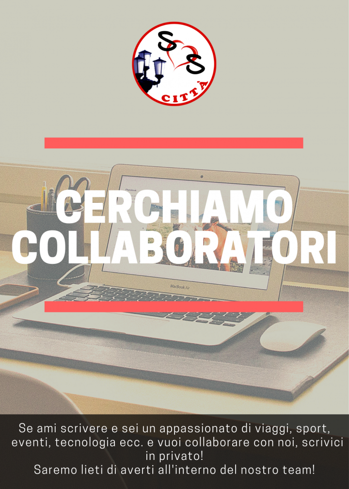 Cerchiamo COLLABORATORI