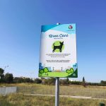 Area sgambamento cani abbandonata a Loseto