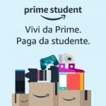 Sos Città con Amazon Prime Student: sconti per gli studenti!