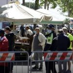 Riapertura mercato all'aperto di Japigia