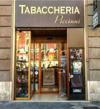 Tabaccheria Piccinni Moretti