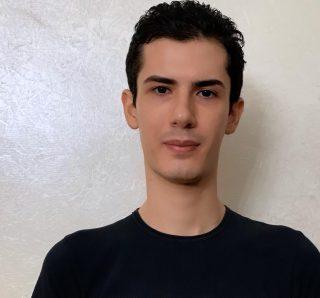 Lo scrittore Emanuele Marco Duchetta