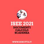 ISEE2021: Documenti, calcolo e scadenza