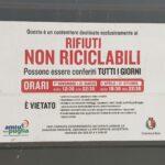Da domani in vigore l'orario estivo di conferimento dei rifiuti indifferenziati