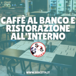 Da oggi torna il caffè al banco e la ristorazione all'interno, ma quali sono le nuove regole? Scarica le linee guida ufficiali!