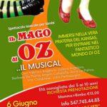 Spettacolo teatrale per bambini: Il Mago di OZ … il musical!