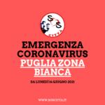 PUGLIA IN ZONA BIANCA: ECCO LE NUOVE REGOLE CON LE SLIDE