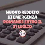 Nuovo Reddito di Emergenza: quattro nuove mensilità (COME FARE DOMANDA)