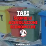 TARI2021: Tutte le agevolazioni economiche!