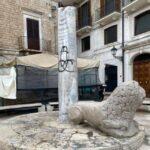 Deturpata la Colonna Infame: una grande offesa verso la città!